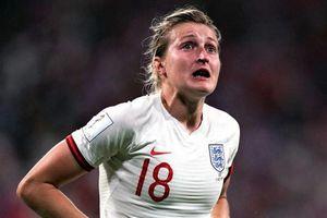 Bị VAR từ chối bàn thắng, tuyển Anh dừng bước tại World Cup nữ 2019