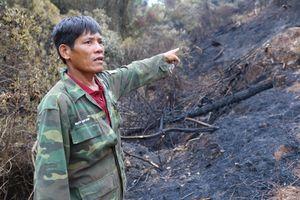 Hành trình 3 ngày đêm vật lộn với giặc lửa, cứu cháy rừng ở Hà Tĩnh