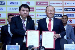 VFF tự tin đủ tiền trả lương cho HLV Park Hang-seo