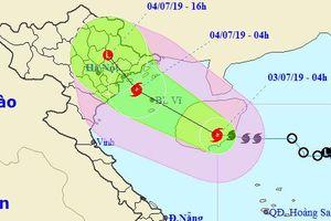 Thông tin mới nhất về bão số 2, Bắc Bộ sẽ mưa liên tiếp nhiều ngày