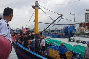 Tìm thấy thi thể 4 ngư dân trong vụ lật tàu cá Ninh Thuận