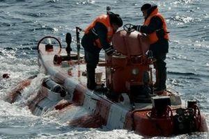 Nga lộ căn cứ dưới đáy biển sau vụ cháy tàu ngầm?
