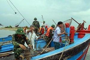Quân đội sẵn sàng giúp dân ứng phó với bão