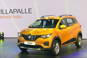 Xe 7 chỗ - Renault Triber 2019 siêu rẻ, chỉ 149 triệu đồng