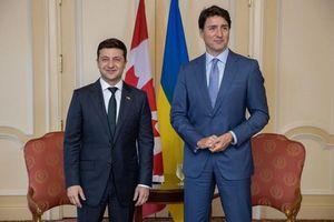TT Zelensky: Canada sẵn sàng cung cấp vũ khí cho Ukraine