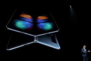 Samsung đã thiết kế lại điện thoại gập Galaxy Fold