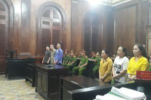 Tuyên 4 án tử hình trong phiên tòa xét xử đường dây mua bán ma túy