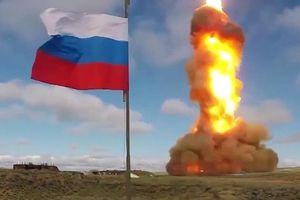 Nga bắn thử thành công tên lửa chống tên lửa đạn đạo liên lục địa