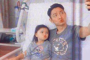 Lưu Đức Hoa bị chỉ trích vì cho con gái ăn chay từ lúc chào đời