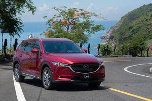 Khách Thủ đô nói gì về Mazda CX-8?