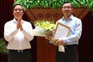 Phó ban Kinh tế Trung ương làm Phó bí thư Tỉnh ủy Hòa Bình