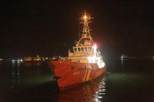 7 thuyền viên sống sót vụ chìm tàu trở về nhà