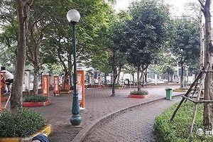 Hà Nội tạm dừng dự án 'xẻ thịt' công viên Cầu Giấy làm bãi xe ngầm
