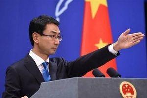 Bộ Ngoại giao Trung Quốc không phủ nhận vụ bắn thử tên lửa đạn đạo ở Biển Đông