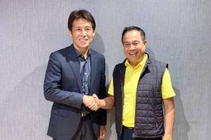 HLV Nhật Bản phủ nhận dẫn dắt tuyển Thái Lan, FAT vội vàng 'đính chính'