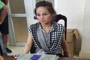 Hà Nội: Bắt đối tượng vận chuyển heroin cất giấu trong thùng trứng vịt