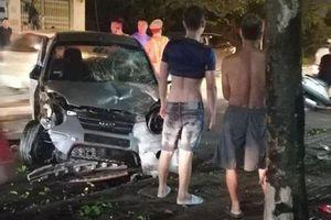 Bắc Giang: Gây tai nạn liên hoàn khiến 7 người bị thương, tài xế vẫn nói 'không sao đâu'
