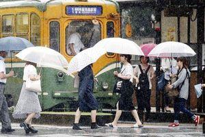 Nhật Bản sơ tán khẩn cấp 1 triệu người do mưa lớn kéo dài gây nguy cơ thảm họa