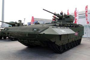 Nga giải mật một số tính năng tăng T-14 và BMP T-15 'Armata'