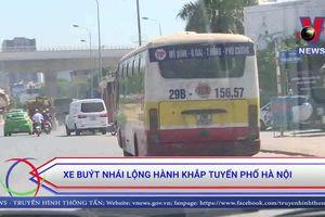 Góc nhìn Vnews ngày 03/7/2019 - Tình trạng xe buýt 'nhái' ngày càng nở rộ