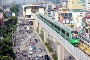 Hà Nội vay lại 98,35 triệu USD vận hành tuyến đường sắt Cát Linh - Hà Đông