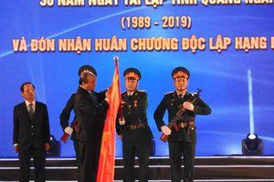 Thủ tướng Nguyễn Xuân Phúc tham dự kỷ niệm 30 năm Ngày tái lập tỉnh Quảng Ngãi