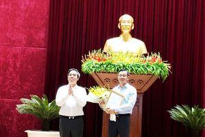 Đồng chí Ngô Văn Tuấn được điều động giữ chức Phó Bí thư Tỉnh ủy Hòa Bình