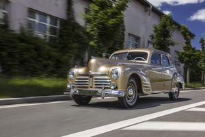 Mẫu xe sang bị lãng quên gần 80 năm Skoda Supeb bất ngờ được tìm thấy và khôi phục