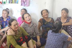Vụ 9 ngư dân mất tích: Tang thương làng quê nghèo Tiến Thủy