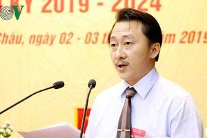 Ông Sùng A Hồ được bầu làm Chủ tịch UBMTTQ Việt Nam tỉnh Lai Châu