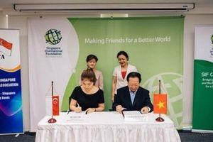 Thúc đẩy kết nối văn hóa, y tế, giáo dục Việt Nam - Singapore