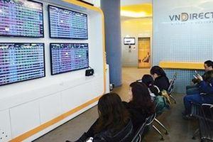 Cổ phiếu VNDirect giảm sau xử phạt