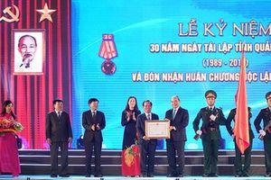 Quảng Ngãi kỷ niệm 30 năm tái lập tỉnh