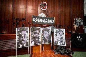 Trưởng Đặc khu Hồng Kông lên án nhóm biểu tình và ra 'tối hậu thư'