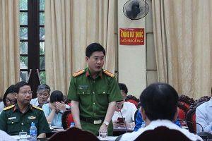 Công an Hà Nội triệt phá 620 ổ nhóm tội phạm hình sự, bắt 1.687 đối tượng