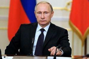 Tổng thống Putin ký đạo luật đình chỉ hiệp ước INF
