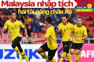Á quân AFF Cup nhập tịch hai cầu thủ châu Âu, Nole vào vòng 3
