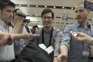 Triều Tiên bất ngờ trả tự do cho du học sinh Úc