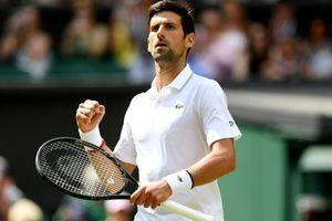 Novak Djokovic vào vòng 3 Wimbledon