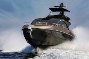 Lexus hé lộ du thuyền siêu sang sản xuất tại Mỹ