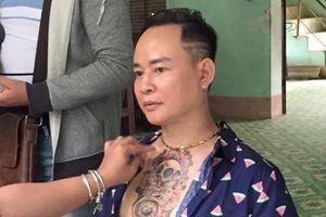 Diễn viên Tùng Dương phải nhập viện sau khi lên cơn co giật