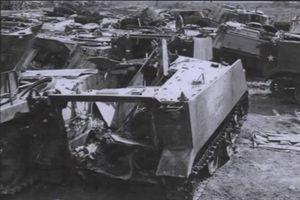 Kinh hoàng 'nghĩa địa' xe thiết giáp M113 trong Chiến tranh Việt Nam