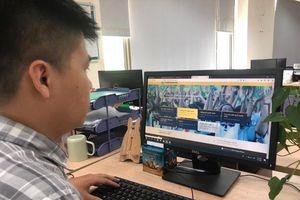 Hà Nội dẫn đầu cả nước triển khai hình thức tuyển sinh trực tuyến