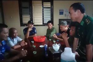 Cứu thành công 6 ngư dân gặp nạn trên biển do bão số 2