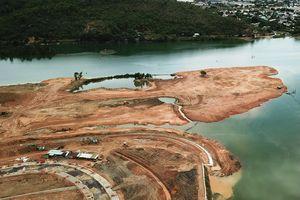 Đà Nẵng: Kiểm tra thông tin dự án Golden Hills 'đổ đất tràn xuống sông Cu Đê'