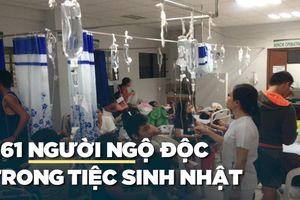 Cựu đệ nhất phu nhân Philippines đãi tiệc thượng thọ, 261 người nhập viện vì trúng thực