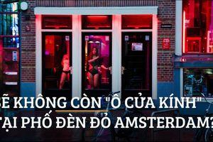 Nữ thị trưởng đầu tiên của Amsterdam muốn cải cách phố đèn đỏ