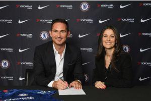 Làm HLV Chelsea, Frank Lampard hứa sẽ 'chăm ngoan'