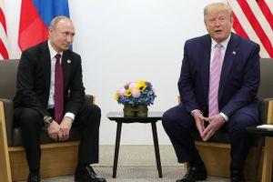 Putin nói 'bóng đang ở sân của Mỹ'