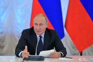 Tổng thống Putin ký luật đình chỉ INF, ra lệnh điều tra toàn diện vụ cháy tàu lặn